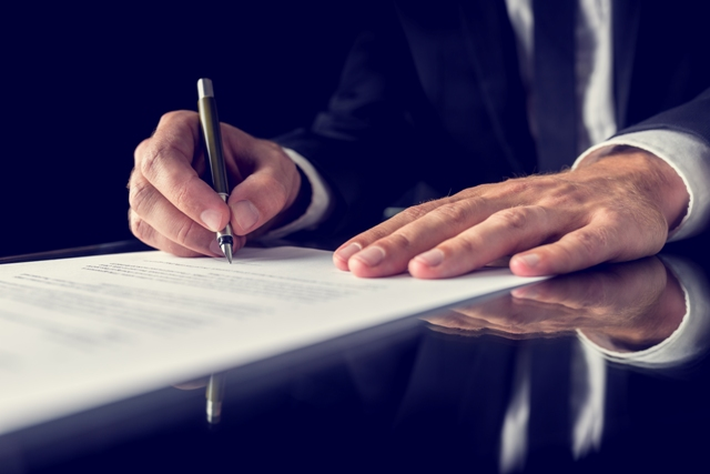EXECUTORS APPOINTMENT